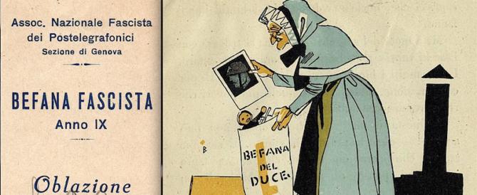Quando la Dc abolì l'Epifania per cancellare la Befana fascista del Duce