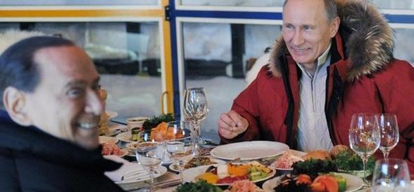 Dopo l'operazione al cuore, Berlusconi costretto a rassegnarsi al pesce