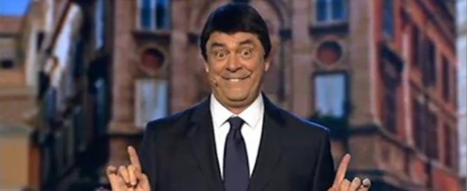 Renzi parla dei suoi guai in Tv, ma può consolarsi: fa più ascolti di Crozza…