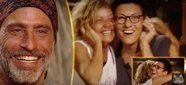 Raz Degan svela l'amore lesbo tra Eva e Imma: «Vi ammiro» (video)