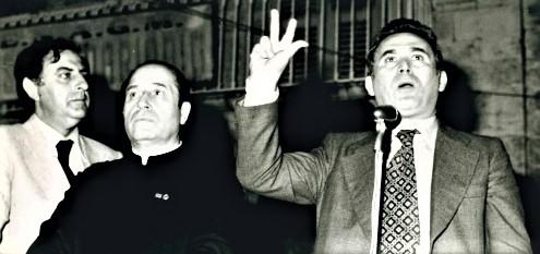 """Don Olindo, il cappellano della Rsi che preferì """"la notte fascista"""" alla Dc…"""