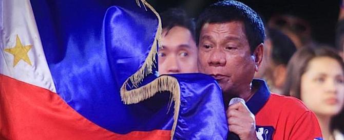 """Filippine, ripristinata la pena capitale per droga: prosegue la """"cura Duterte"""""""