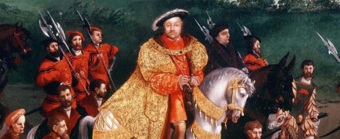 Londra, la legge di Enrico VIII libererà il Regno Unito dalle leggi europee