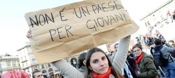 Giovani, in Italia il più alto tasso di sfiducia nella politica: dice no il 94%