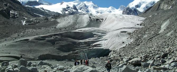 L'allarme delle guide: negli ultimi 50 anni perso il 30% dei ghiacciai italiani