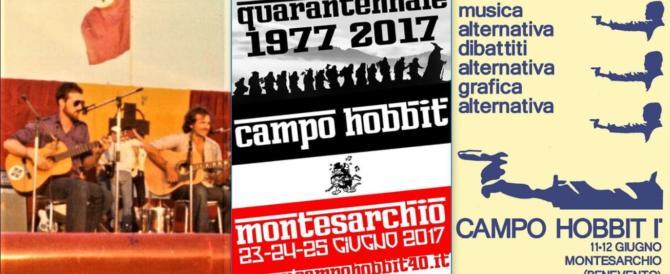 A 40 anni da Campo Hobbit: nostalgia o voglia di riunire la comunità dispersa?
