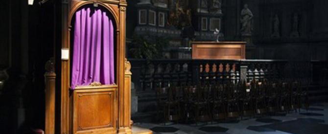 Non è rimasto contento del prete: 51enne dà fuoco al confessionale