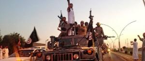 Raqqa, le famiglie dei terroristi stanno fuggendo a gambe levate dalla città