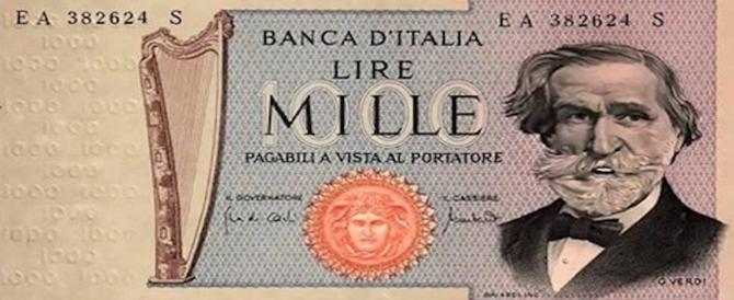 Nigel Farage, per riavere potere e prestigio l'Italia deve ritornare alla lira