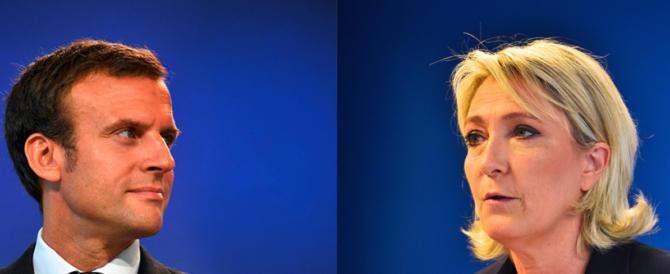 Presidenziali francesi, per i sondaggi è testa a testa tra Le Pen e Macron