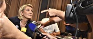 """Ci risiamo, contro la Le Pen parte la grancassa: """"Se vince, povera Italia…"""""""