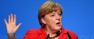 La Germania approva la legge sulle nozze gay. Ma la Merkel vota no