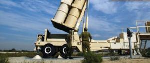 Battesimo del fuoco per il primo missile antimissile della storia militare