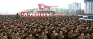 Trump: la nostra pazienza con la Corea del nord è finita, stiano attenti