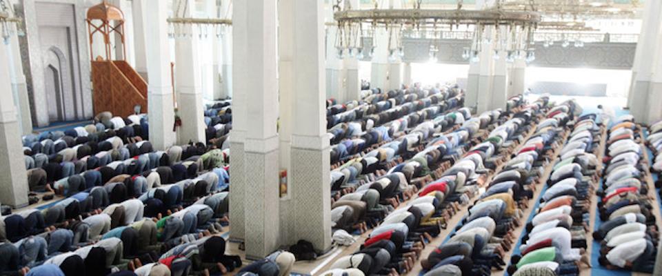 moschea sesto fiorentino