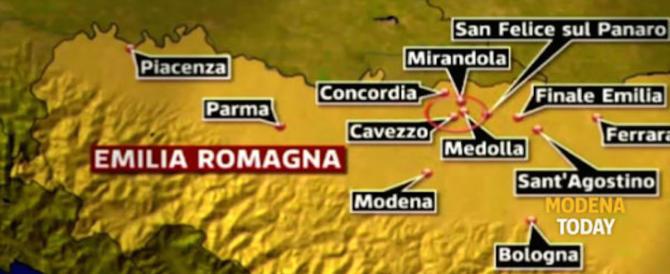 La terra continua a tremare: stavolta a Parma, con una scossa di magnitudo 3.3