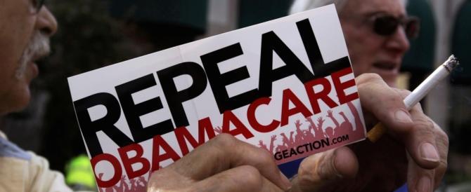 I repubblicani presentano la legge alternativa all'Obamacare: più sgravi