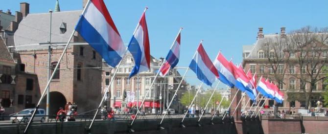 Olanda, verso un testa a testa tra il premier Rutte e l'euroscettico Wilders