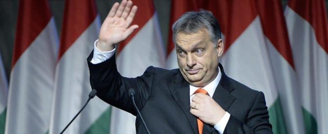 Dopo l'Austria anche l'Ungheria sferza l'Italia: «Basta fare entrare migranti»