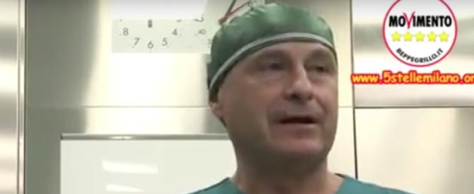 L'ortopedico che rompeva i femori per allenarsi? Era un'icona M5S (VIDEO)