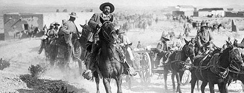 Trump non lo sa, ma una volta il Messico invase gli Stati Uniti…
