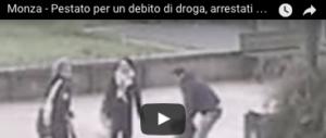 Pestato a sangue dal pusher marocchino per 50 euro (VIDEO)