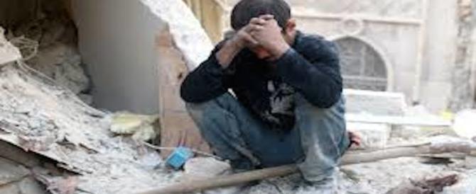 Siria, ancora strage di civili usati come scudi umani dai jihadisti. Raid russi contro i miliziani