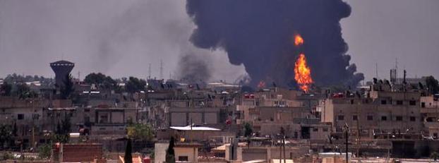 I capi dell'Isis fuggono da Raqqa in attesa dell'offensiva anti-islamica