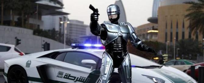 Russia, allo studio robot armati per disperdere le manifestazioni violente
