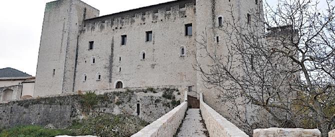 In mostra alla rocca di Spoleto sette opere d'arte strappate al terremoto