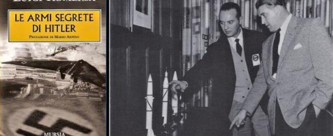 Dieci anni fa l'addio a Gigi Romersa, il giramondo amico di von Braun