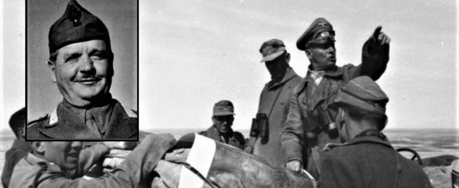 Enea Navarini, il generale eroico che Rommel volle con sé a El Alamein
