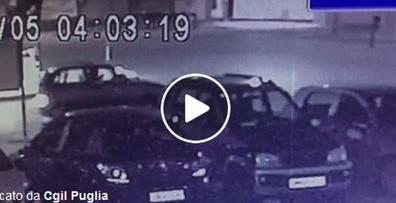 """Spari sulla polizia a San Severo, il sindaco: """"In atto un attacco allo Stato"""" (video)"""
