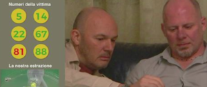 """""""Scherzo perfetto"""", sfiorata la tragedia in tv: la """"vittima"""" prende un coltello (video)"""