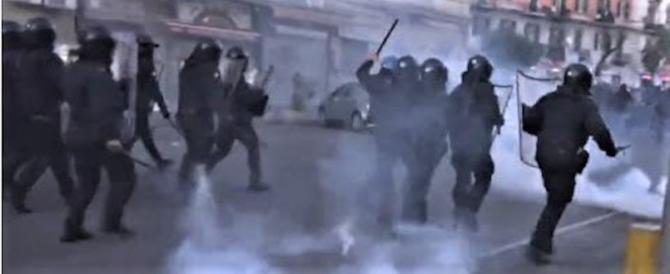 25 marzo, 100 telecamere in più contro i black bloc. Centrodestra in piazza