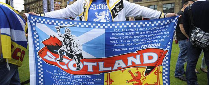 Braveheart è tornato: la Scozia decide se diventare una nazione indipendente