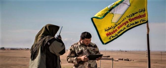 Raqqa accerchiata dai curdi sta per cadere. E la gente ritorna a casa