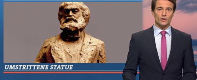 Treviri, i cinesi donano una statua di Marx. Ma c'è chi dice: «Rifiutiamola»