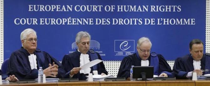 «Nessuno fermò quel padre assassino». Strasburgo boccia la giustizia italiana