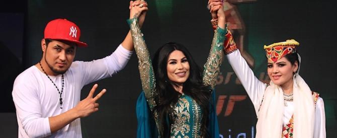 Talebani addio: il talent show afghano vinto da un rapper e da una ragazza (video)