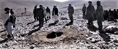 Nuovo  orrore: i Talebani amputano piede e mano a un 18enne per furto