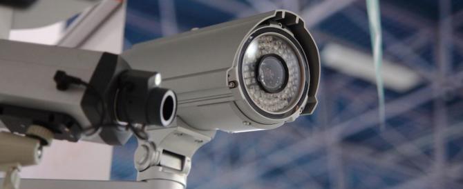 Fisco, credito d'imposta al 100% per chi ha installato la videosorveglianza