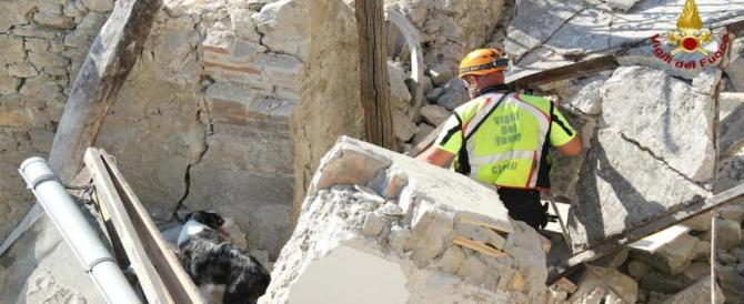 Terremoto, l'Italia ha chiesto gli aiuti all'Europa con tre mesi di ritardo