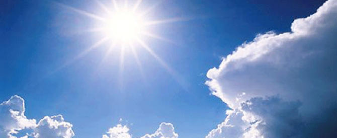 3bmeteo.com: maltempo in arrivo. Ma da mercoledì ci sarà più caldo