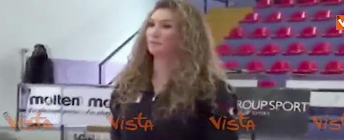 Trans brasiliano nella squadra femminile di volley, scatta la protesta (video)