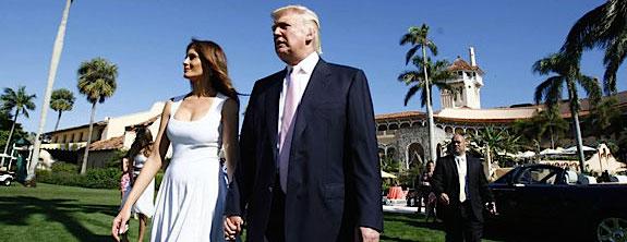 La residenza in Florida di Trump paradiso degli spioni internazionali?