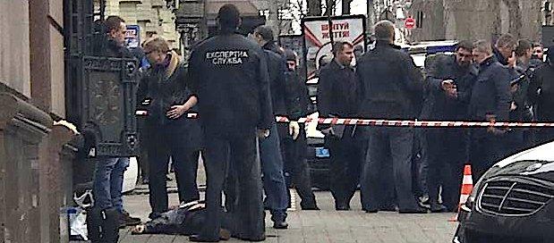 Deputato comunista russo ucciso ieri a Kiev, l'Ucraina accusa Mosca