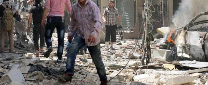 Bomba su bus diretto ad Aleppo: è strage di donne e bambini