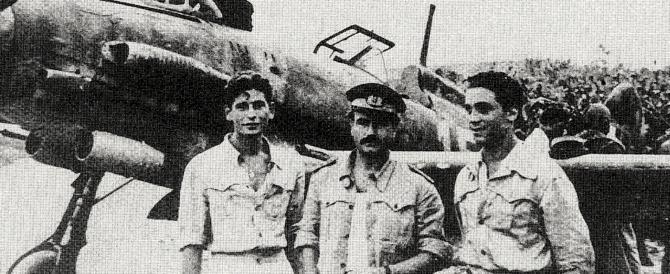 Aurelio Morandi, il pilota della Rsi abbattuto dalla contraerea svizzera