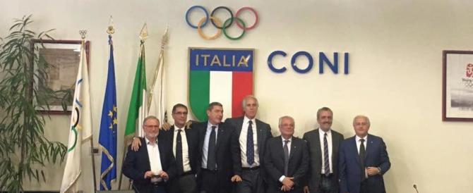 Claudio Barbaro eletto al Consiglio Nazionale Elettivo del Coni